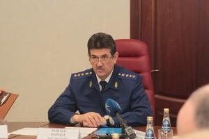 19 февраля заместитель Генерального прокурора Российской Федерации Сергей Зайцев прибыл с рабочим визитом в Самару.