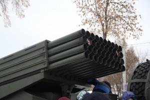 В Самаре сегодня пройдут праздничные мероприятия, посвященные Дню защитника Отечества