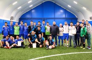В Самаре прошёл Региональный турнир по мини-футболу на кубок президента СРНКА АК ЖОЛ