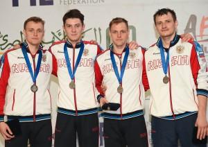 Самарские рапиристы Бородачевы отобрались на Олимпиаду в Токио