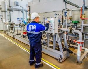 Предприятие выпускает технологическое оборудование для нефтегазового комплекса.