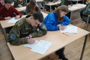Состоялся первый этап Всероссийских соревнований по оказанию первой доврачебной и допсихологической помощи среди студенческих добровольческих отрядов.