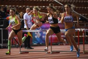 В Москве завершился главный легкоатлетический старт зимнего сезона - 50-й чемпионат России по легкой атлетике в помещении.