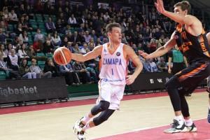 Баскетбольная Самара уступила в первом матче финала Кубка России