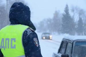 Кинель-Черкасские полицейские задержали нетрезвого водителя, грубо нарушившего ПДД РФ