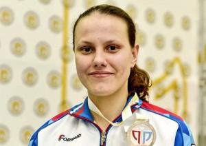 Тольяттинская саблистка - серебряный призер первенства Европы!