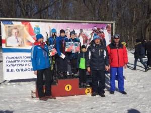 В лесопарке 60 лет Советской власти в Самаре прошли соревнования по лыжной гонке