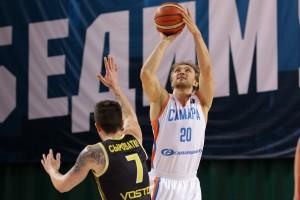 Баскетбольная Самара в первом весеннем матче сезона переиграла Восток-65