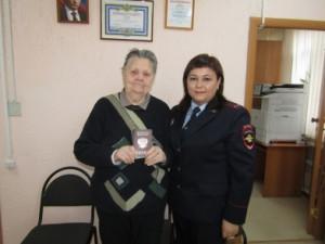С искренними слезами на глазах, Вера Николаевна приняла Присягу гражданина Российской Федерации.