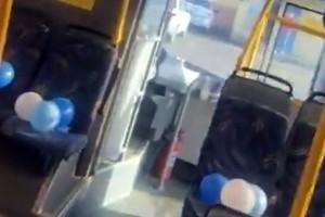 Стало известно, в автобусе какого маршрута жительницы Самары получат букет