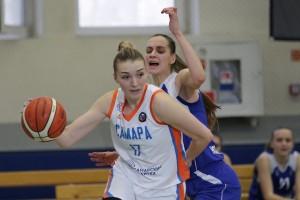 Женская команда БК «Самара» — в полуфинале Суперлиги-2