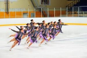 В Самаре состоялись всероссийские соревнования по фигурному катанию Самарочка