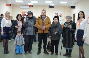 В Тольятти и Сызрани состоялись награждения победителей акции «В Новый год – без долгов!»