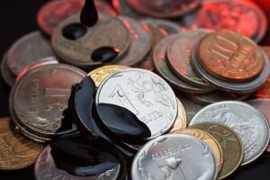 Относительно вчерашних торгов на биржевых площадках рубль всё-таки укрепился.