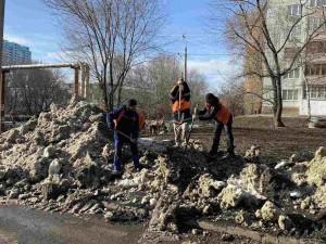Месячник по благоустройству – 2020: во внутригородских районах Самары выполняются актуальные сезонные работы