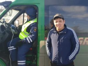 В Самарской области сотрудники Госавтоинспекции провели проверку пассажирских автобусов