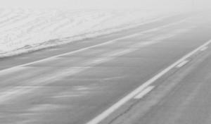 В Самарской области объявлен жёлтый уровень опасности из-за туман и мокрого снега