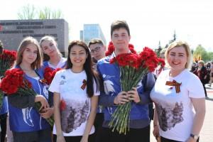 Областной форум координаторов Движения Волонтеры Победы пройдет в Прибрежном