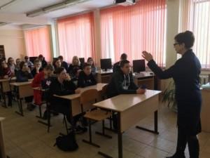 В Тольятти ребятам рассказали об опасности наркотиков