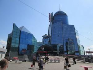 Остановлены поезда в Казахстан