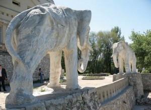 Предлагается создать на базе «дачи со слонами» архитектурную школу СамГТУ.