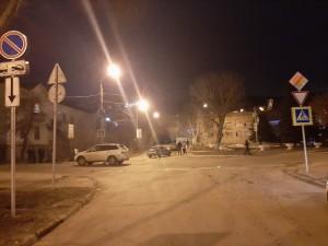 В Самаре водитель сбил 11-летнюю девочку