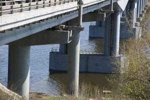 Навигация маломерных судов под мостом через Сок закрыта в 2020 году