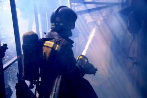 К ликвидации пожара привлекались 49 человек и 16 единиц техники.
