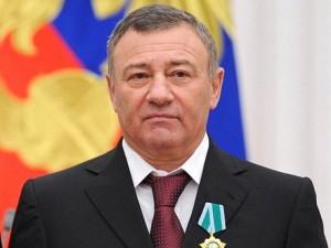Бизнесмен Аркадий Ротенберг сообщил, что у него есть государственный орден Почета за «кое-что полезное в Крыму».