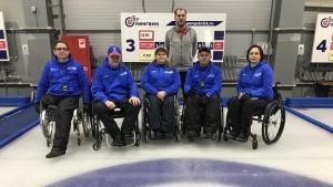 Самарские керлингисты отличились в чемпионате России