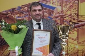 Представитель Куйбышевского НПЗ стал лучшим наставником для молодых специалистов