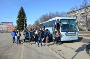 54 студента отправились на родину до снятия ограничительных мер очного образовательного процесса.