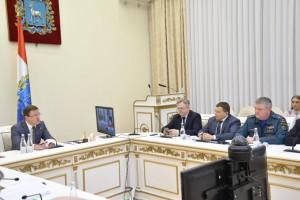 Дмитрий Азаров призвал всех жителей области проявить максимальную сознательность.