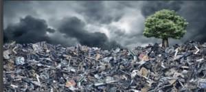 """Возбуждено уголовное дело по статье """"Нарушение правил обращения экологически опасных веществ и отходов""""."""