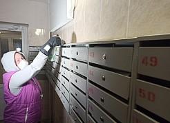 За последние трое суток санитарной обработке подверглись в общей сложности более 120 улиц города.