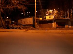 В Красноглинском районе Самары водитель сбил ребенка и врезался в дерево