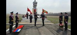 Эстафета Победы вдоль государственных границ СНГ, посвященная 75-ой годовщине Победы в Великой Отечественной войне дошла до Поволжья
