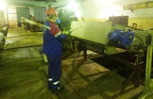 Специалисты РКС-Самара проводят противовирусную обработку насосных станций подкачки и канализационных насосных станций