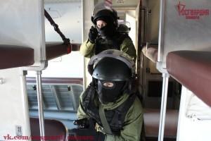 В Самаре транспортный ОМОН отметил 27 лет со дня сформирования отряда