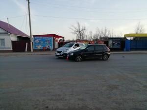 В Самарской области автомобилистка пострадала в ДТП