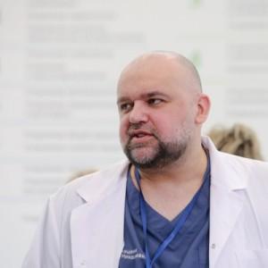 Главврач больницы в Коммунарке вылечился от коронавируса