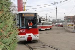 В Самаре готовится проект правого трамвайного поворота на Ново-Вокзальную