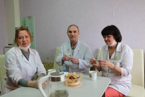 Самарским медикам оборудовали комнату отдыха
