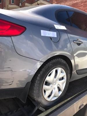 В Жигулевске арестовали автомобиль должника, который нарушил ПДД на 69 тысяч рублей