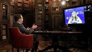 Дмитрий Медведев в формате видеоконференции ответил на главные вопросы, интересующие сейчас россиян.