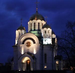 Русская православная Церковь готовится к Пасхе в условиях эпидемии