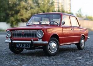 Ровно 50 лет назад с конвейера ВАЗа сошел первый автомобиль 2101