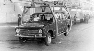 19 апреля 1970 года завод выпустил с конвейера ВАЗ-2101.