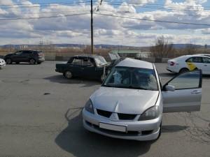 В Тольятти в ДТП пострадали трое