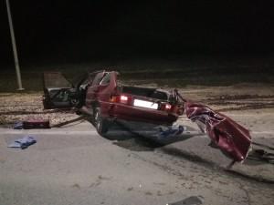 В Самарской области в ДТП погиб пассажир легковушки